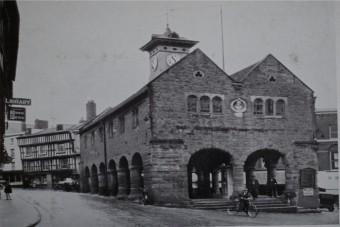 market house 1929
